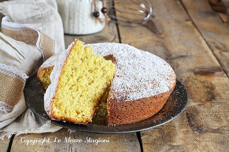 torta al cocco morbida e umida