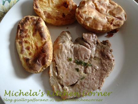 Bistecca di maiale aromatizzata