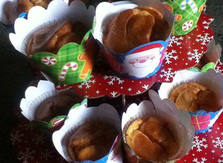 Muffins salati alle patate