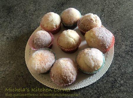 French Muffins al Burro (per intolleranti al lattosio)