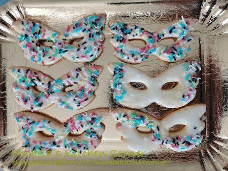 Biscotti Allegri di Carnevale