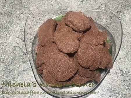 Heidesand Chocolate Cookies