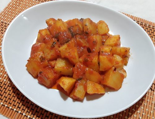 Patate in umido