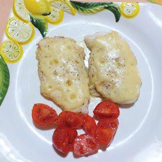 Petto di pollo al formaggio