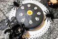 Torta di zucca e mandorle Halloween