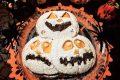 Torta Halloween con crema di marroni