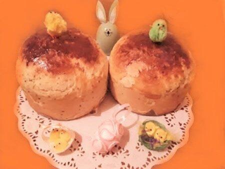 Schiacciata di Pasqua Livornese