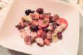 Insalata di polpo, olive taggiasche e pomodori