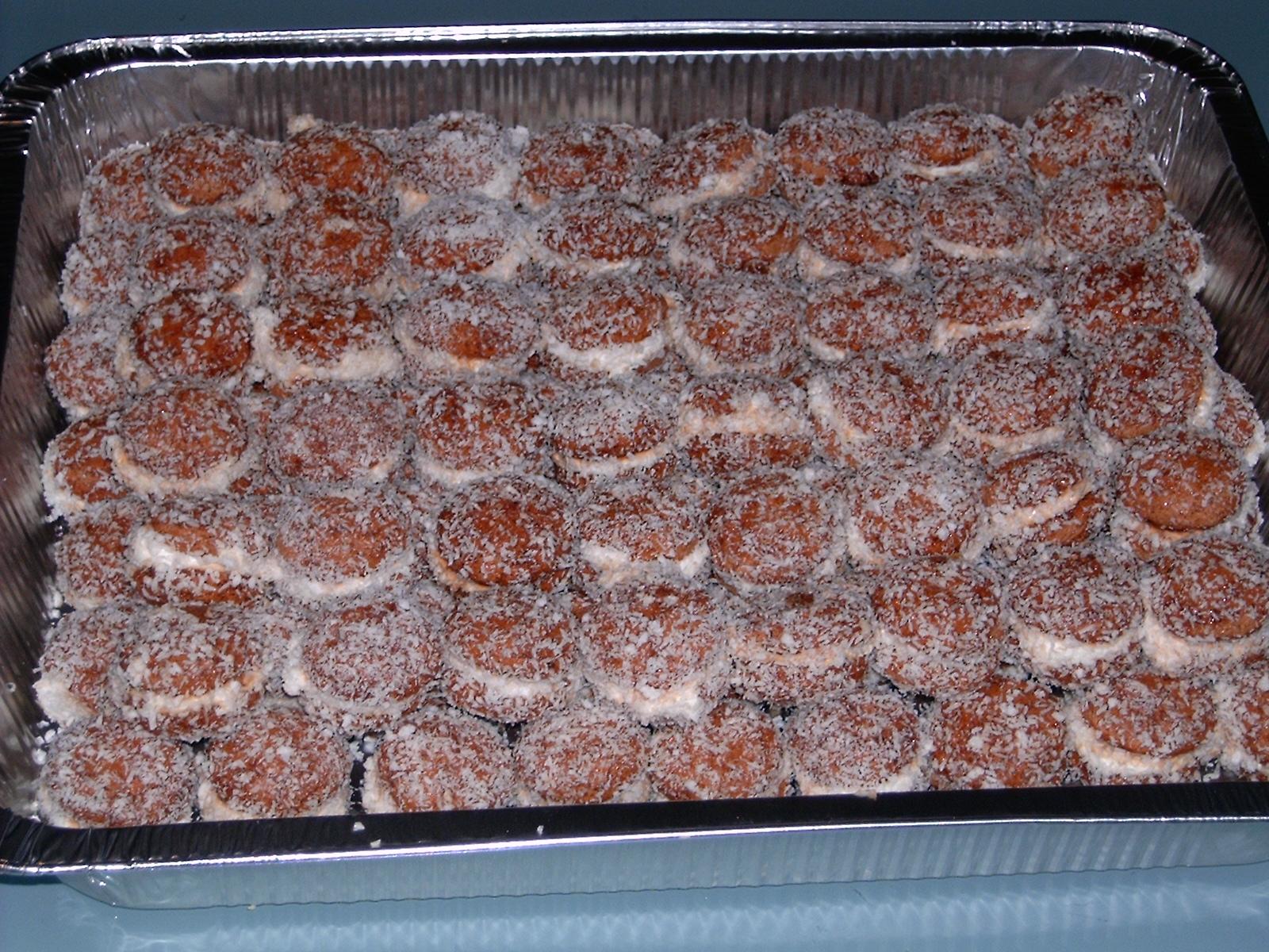 Amaretti al mascarpone della nina mica solo dolci