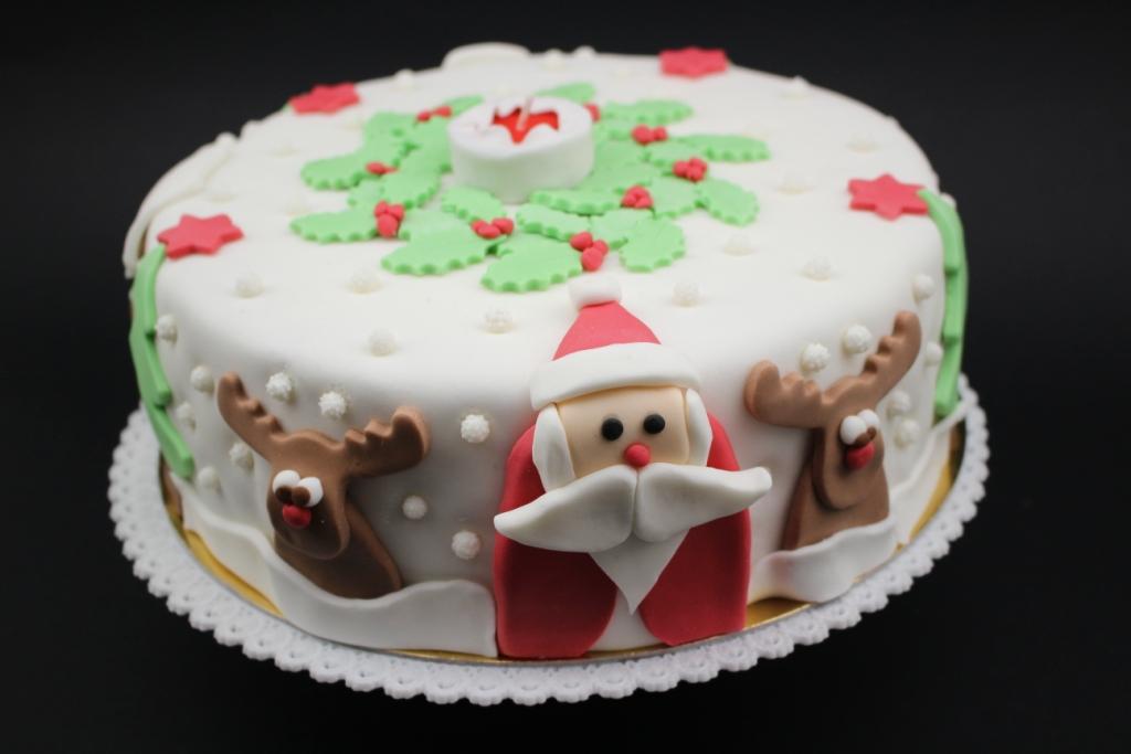 Torte di natale idee decorazioni torte di natale foto 30 - Decorazioni torte natale ...