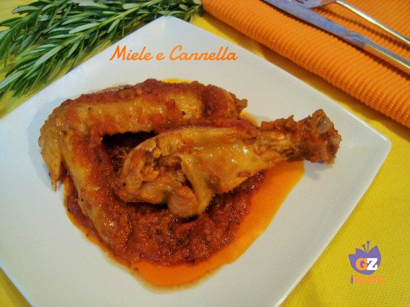 Ricerca Ricette con Pollo in potacchio - GialloZafferano.it