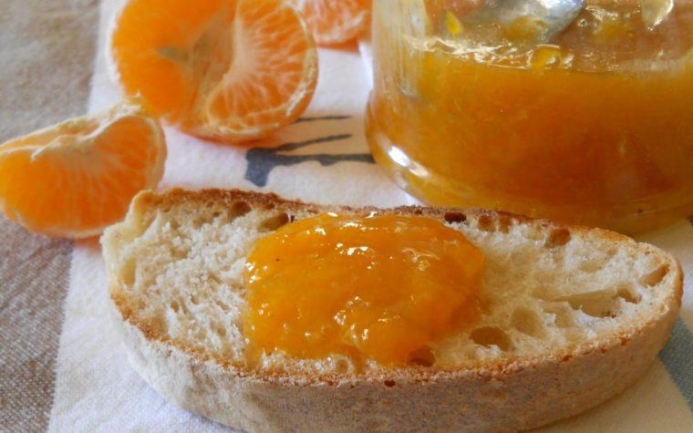 Marmellata di mandarini fatta in casa. Ricetta di famiglia