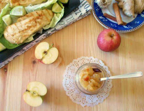 Chutney di mele