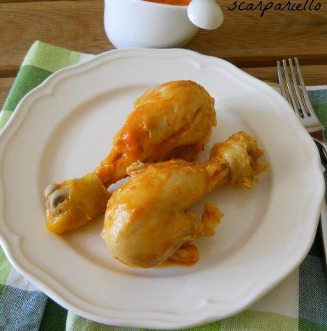 Pollo allo scarpariello