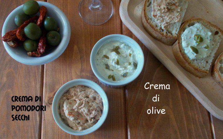 Crema veloce per tartine