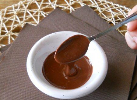 Crema al cacao milleusi facile
