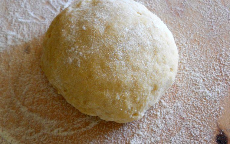 Pasta fresca all'uovo con semola rimacinata di grano duro