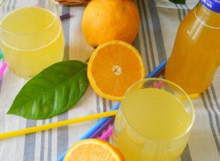 Sciroppo di arance fatto in casa