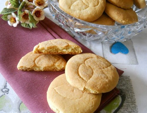 Biscotti da colazione facili