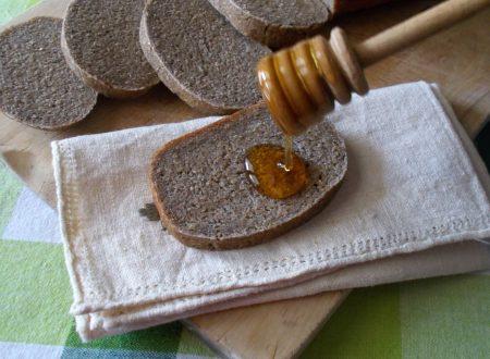 Pancarré con farina di segale integrale