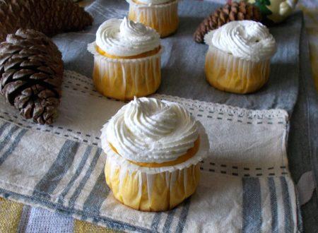 Mini muffins salati con zucca e rosmarino