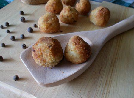 Polpette di pane sfiziose senza uova