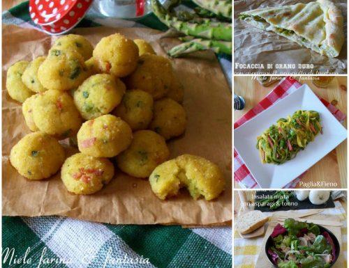Speciale ricette con asparagi