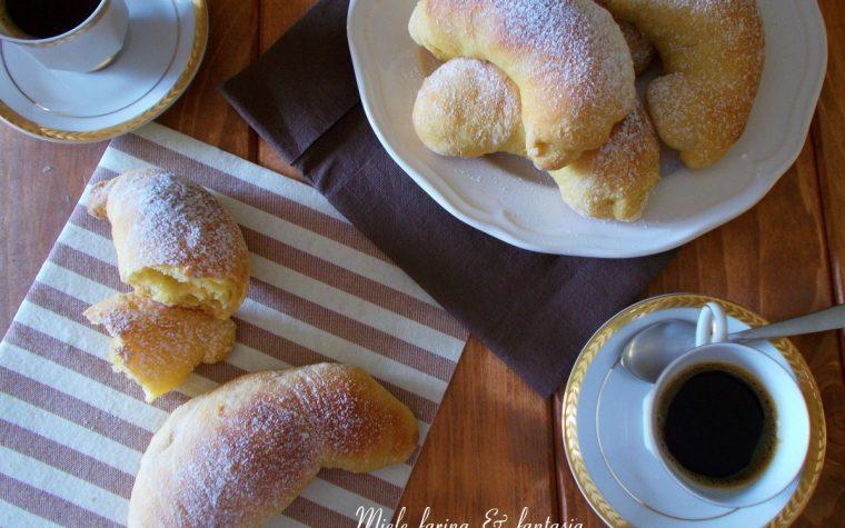 Pasta brioche a lievitazione naturale delle sorelle Simili
