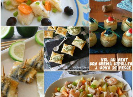 Speciale antipasti di pesce per le feste di Natale