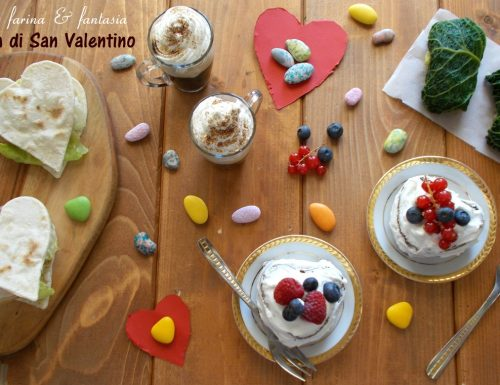 4 Idee per un romantico brunch