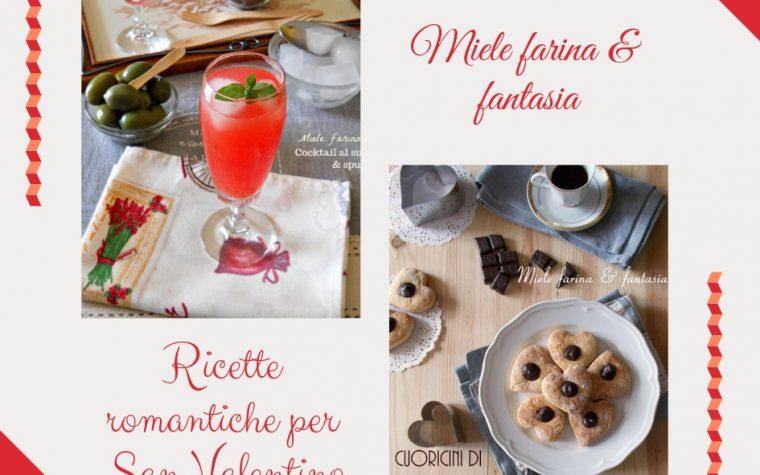 10 Romantiche ricette per San Valentino