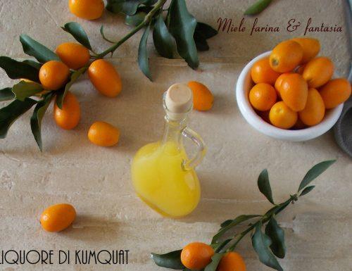 Liquore ai frutti di kumquat