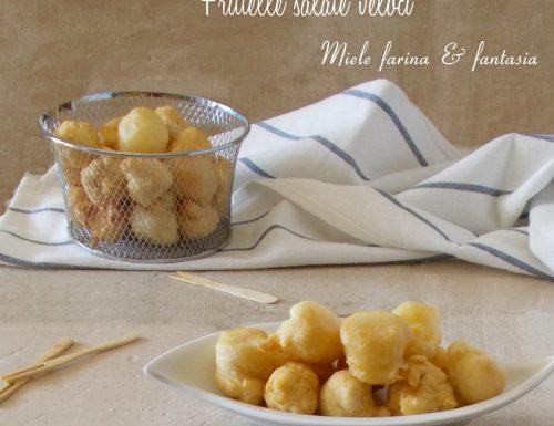 Frittelle salate soffici e veloci