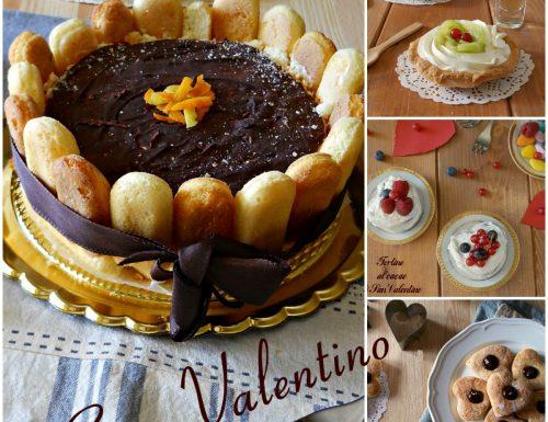 10 Idee dolci e romantiche per San Valentino