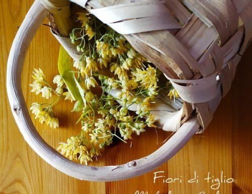 Tisana ai fiori di tiglio