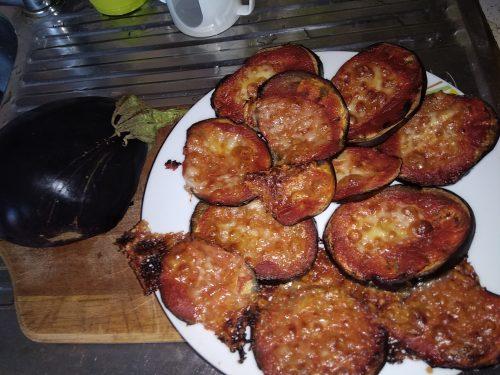 Pizzette di melanzane gustose