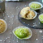 Muffin nocciola e pistacchio