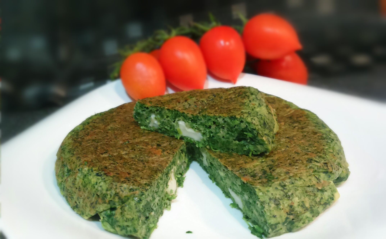 Frittatina spinacina