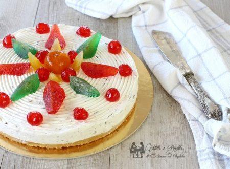 Cassata cheese-cake