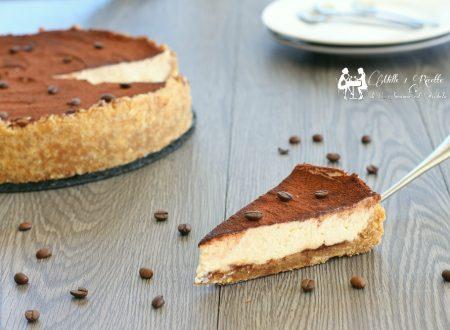 Tiramisù cheese-cake