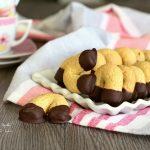 Ferri di cavallo, biscotti morbidi e friabili