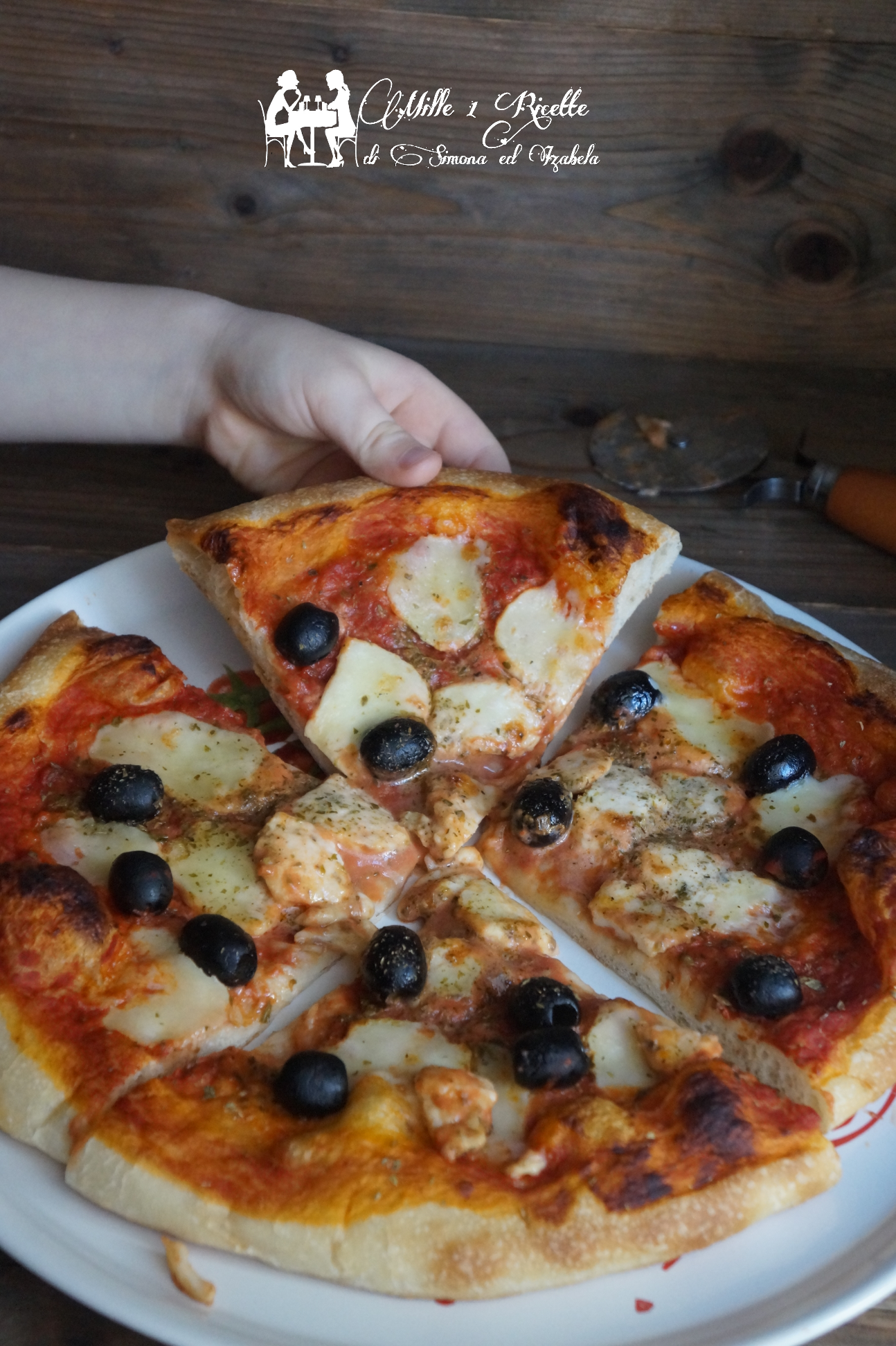 La mia pizza preferita