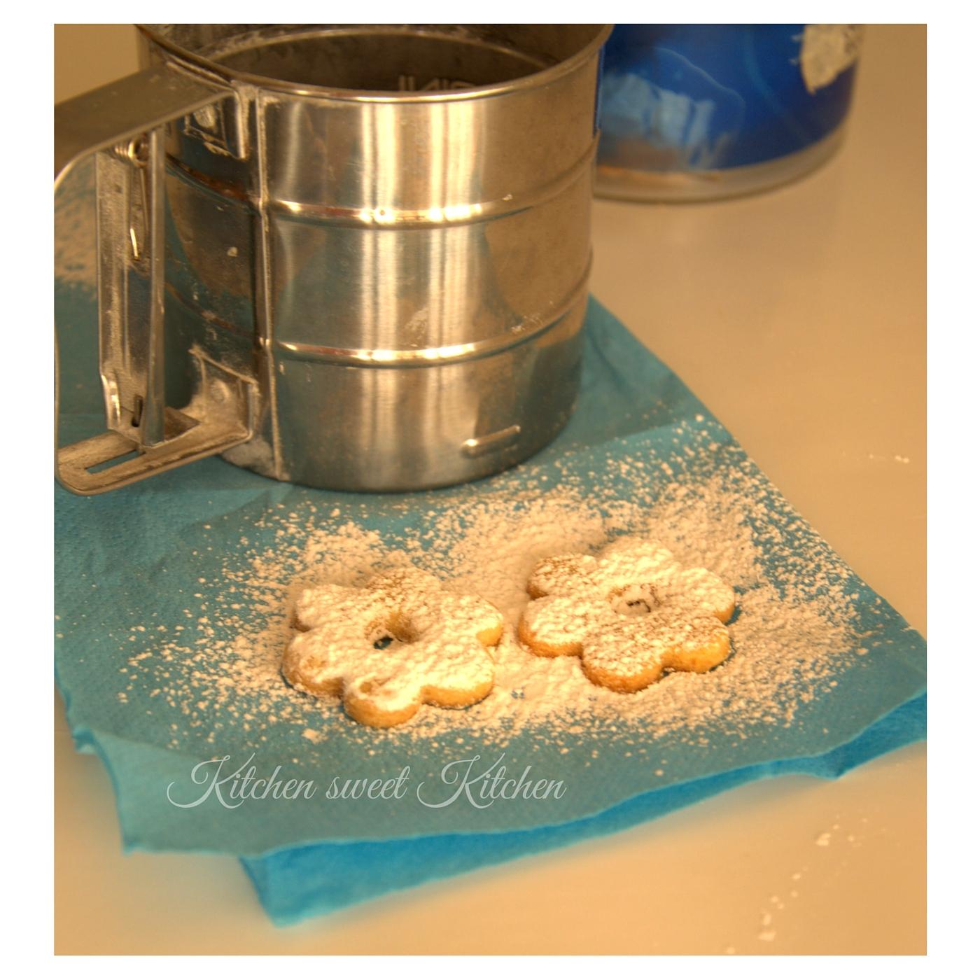 Struttolla (pasta frolla senza lattosio)