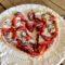 Crostata fragole e mandorle