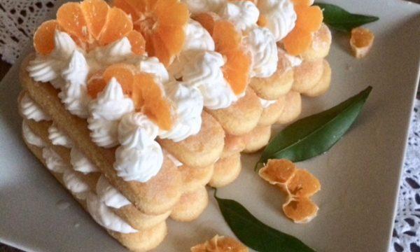 Tiramisù al mandarino