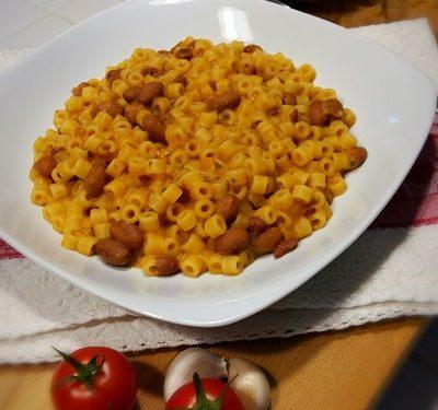 Pasta e Fagioli Ricetta Bimby TM5 e TM31