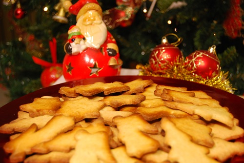 Biscotti di Natale Ricetta Bimby TM5 e TM31