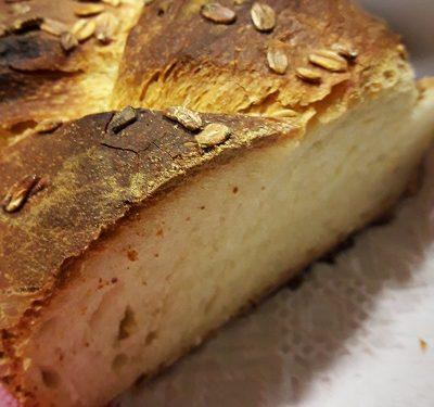 Treccia di Pane al Latte e Avena per Bimby Tm5 e Tm31