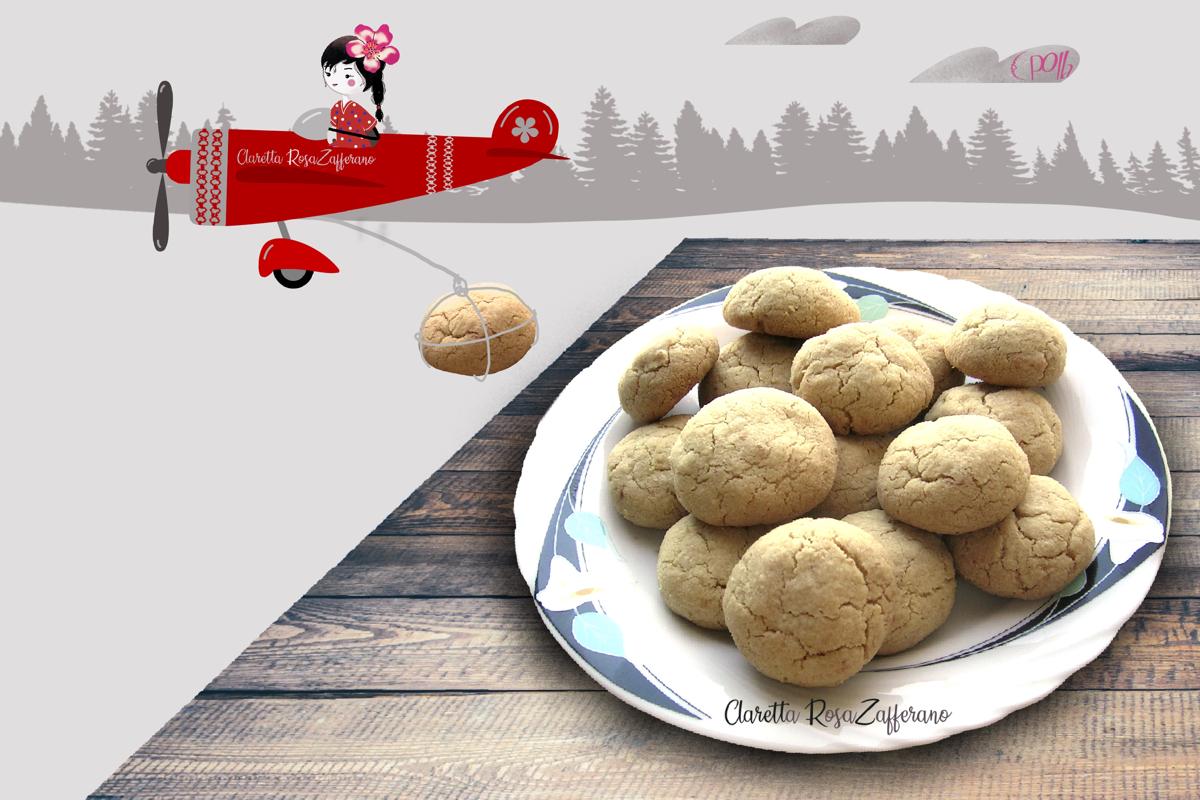 Biscotti | Baci di dama | Ricetta Biscotti