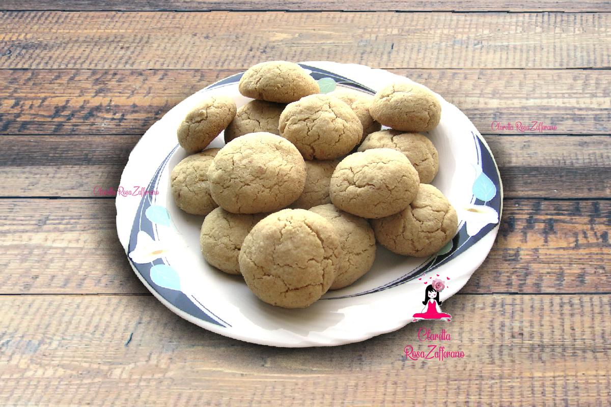 Baci di dama | Baci di dama semplici | Ricetta biscotti | Claretta RosaZafferano